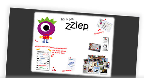 Portfolio Wizard Wise - zZiep